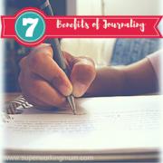 7 benefits of journaling
